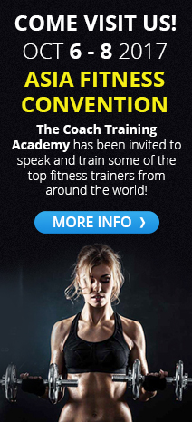 Coach Training Asia Fitness